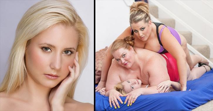 This Woman Earns Some Serious Cash By Letting Big Women Squash Her UNILAD odette 43