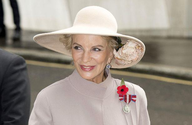 Animals Dont Have Rights Because They Dont Pay Taxes, Claims Princess Michael Of Kent UNILAD princess michael 13
