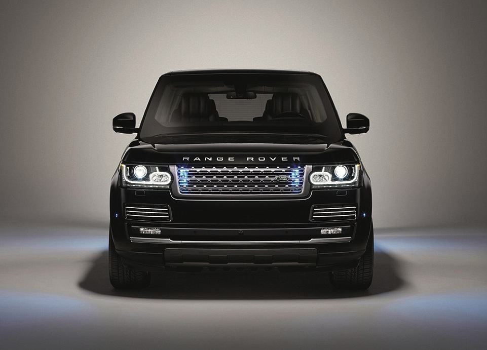 The New Luxury Range Rover Sentinel Is Bulletproof And Badass UNILAD range rover6
