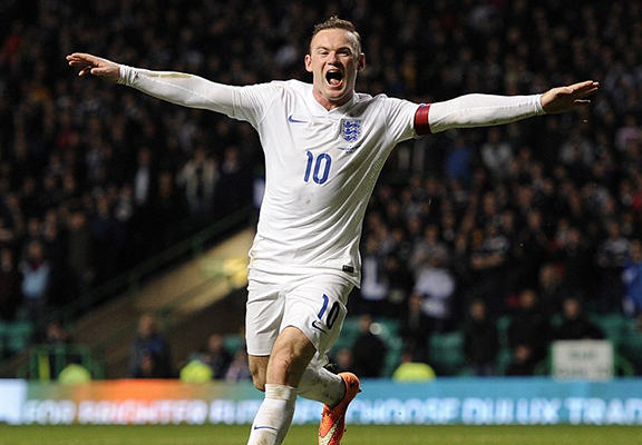 Wayne Rooney Is England's All Time Top Scorer, But Is He Truly World Class?