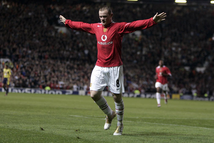 Wayne Rooney Is Englands All Time Top Scorer, But Is He Truly World Class? UNILAD roodeb3