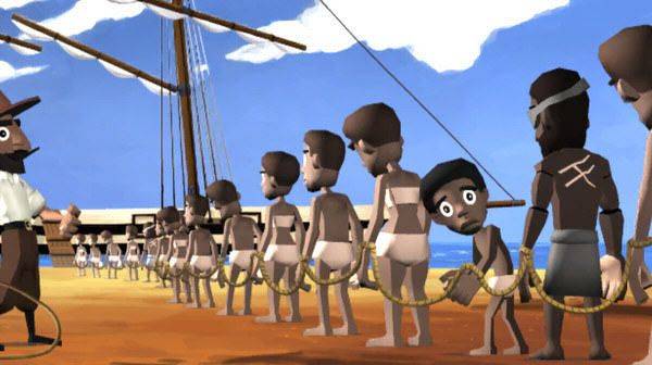 This Slave Tetris Video Game Has Understandably Caused Outrage UNILAD slave trade 22