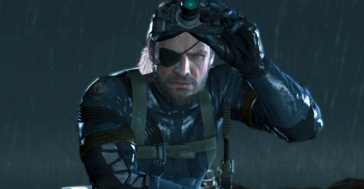 Internet Reacts To Metal Gear Solid 5 Release UNILAD snake37