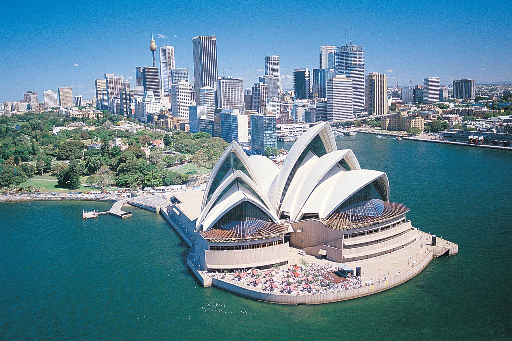 Sydney Is Officially The Worlds Friendliest City... What About The Unfriendliest? UNILAD sydney3