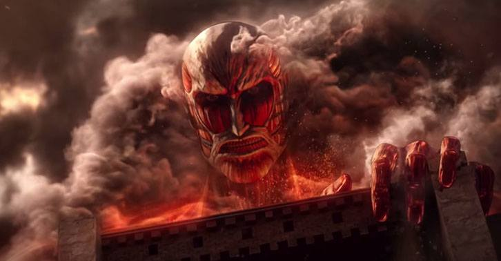 New Trailer Shows The First Glimpse Of Attack On Titan Gameplay UNILAD titan26