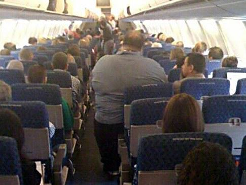 130 Flight Attendants Grounded For Being Too Fat To Fly UNILAD too fat fly 25