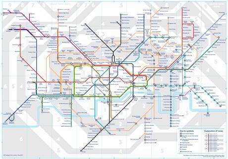 TfL Reveal A Secret Geographically Accurate Tube And Rail Map For London UNILAD tubemap28