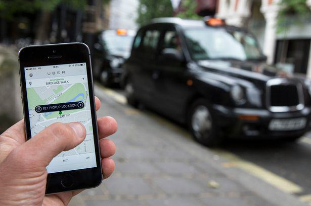 Man Orders Wrong Uber After Night Out, Ends Up With Massive Bill UNILAD uber124