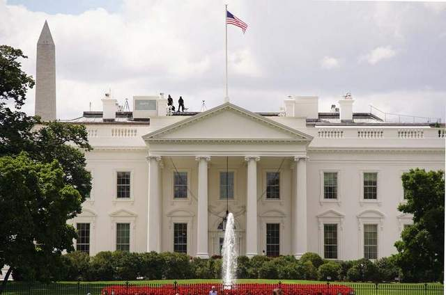 White House Placed On Security Lockdown Due To An Unattended Package UNILAD white house6