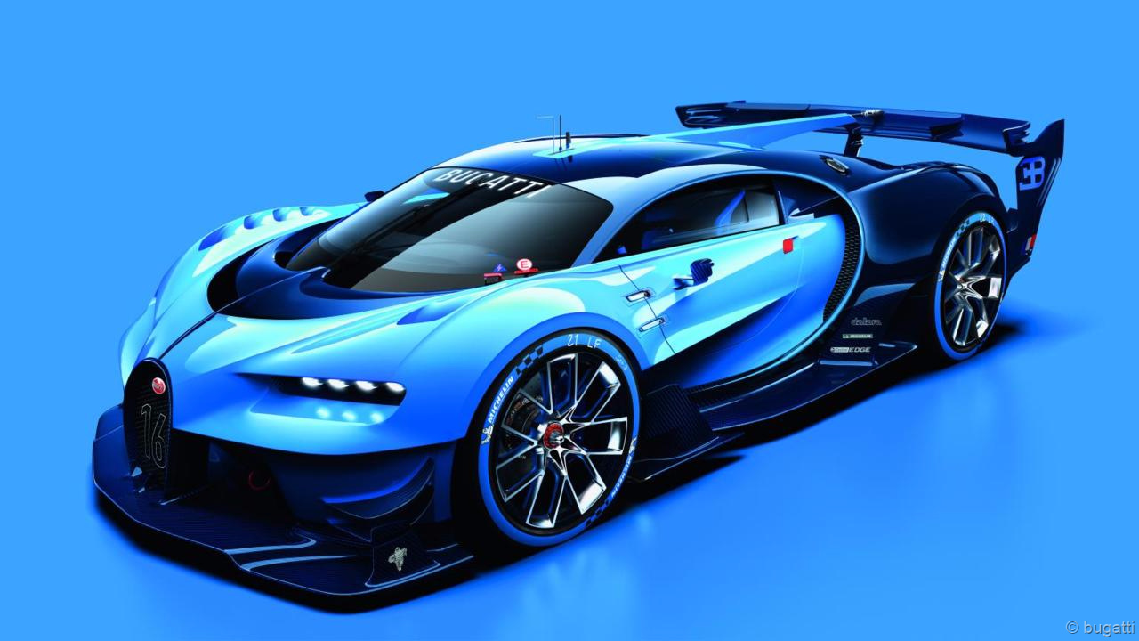 The New Car Bugatti Created For Gran Turismo 6 Is Achingly Beautiful UNILAD z7B9liu8efZAAAAAElFTkSuQmCC5