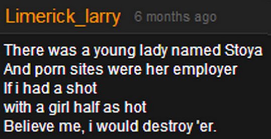 Pornhub Viewers Have Been Posting Really Bizarre Comments Xq26oHf