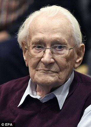 German Woman, 91, Charged With 260,000 Counts Of Accessory To Murder auschwitz3 306x426