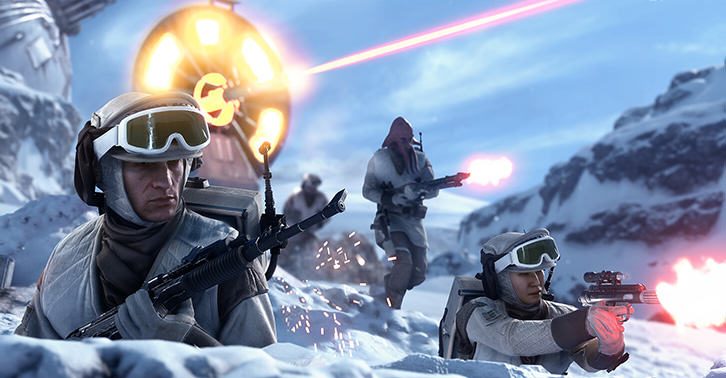 5 Things You Should Know Before The Star Wars Battlefront Beta battlefront
