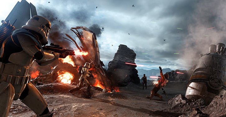Heres What To Expect From The Star Wars Battlefront Open Beta battlefrontfacebook