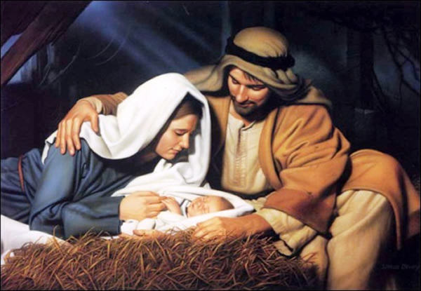Women Who Have Never Had Sex Are Getting Pregnant Through Virgin Births birth of jesus virtur online1
