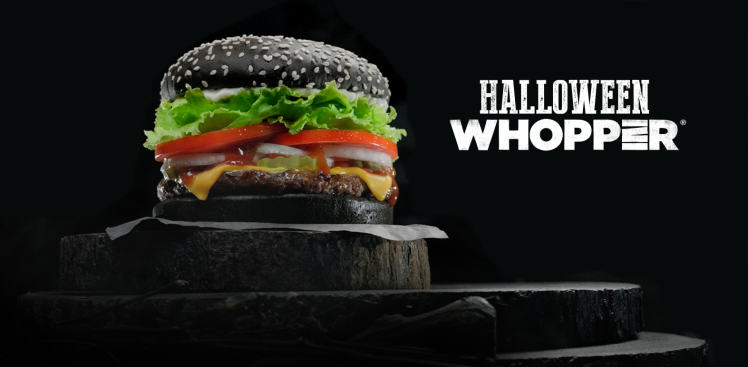 Burger Kings Black Bun Is Going To Be Available In The UK black burger king 1