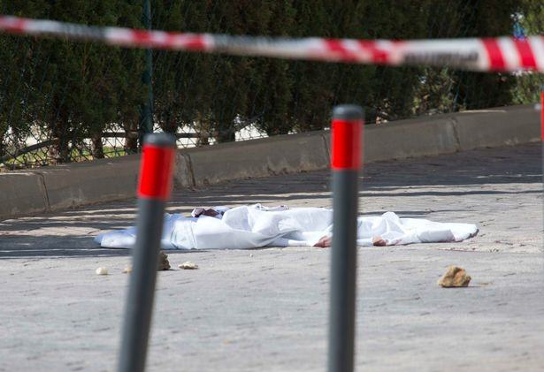 Irish Gangster Gunned Down By Masked Assassin In Costa Del Sol Bloodbath bloodbath5