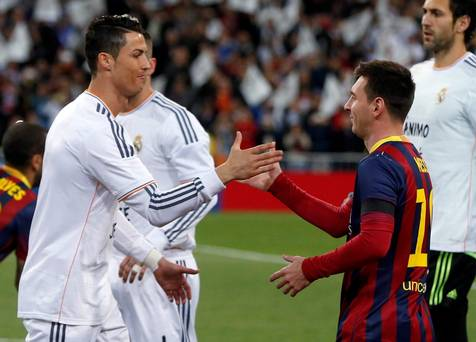 Cristiano Ronaldo Offers El Clasico Prize Almost As Good As He Is cr711