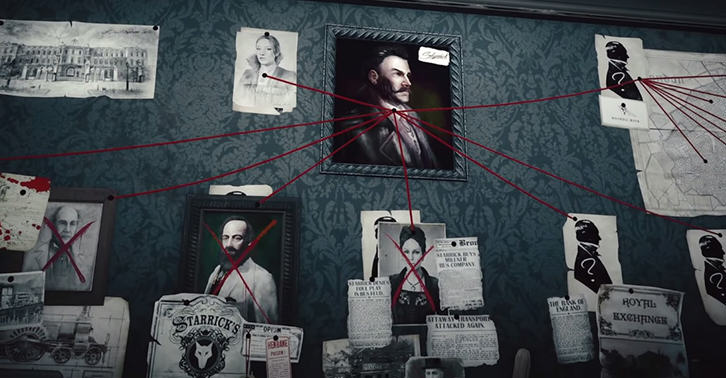 More Moustache Than You Can Shake A Cane At In Assassins Creed Syndicate Story Trailer creed