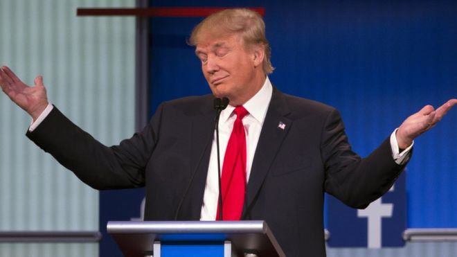 Donald Trump Did A Twitter Q&A, It Went Exactly As Youd Expect donald trump qa 1