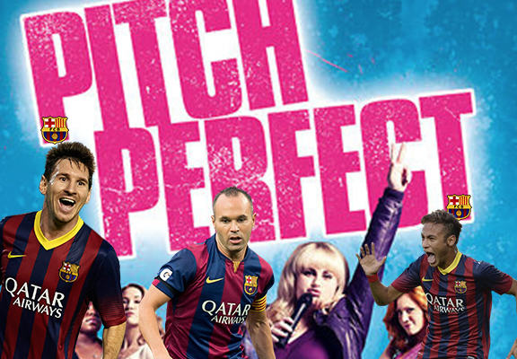 If Football Clubs Were Films, Heres What They Would Be... fcb yes