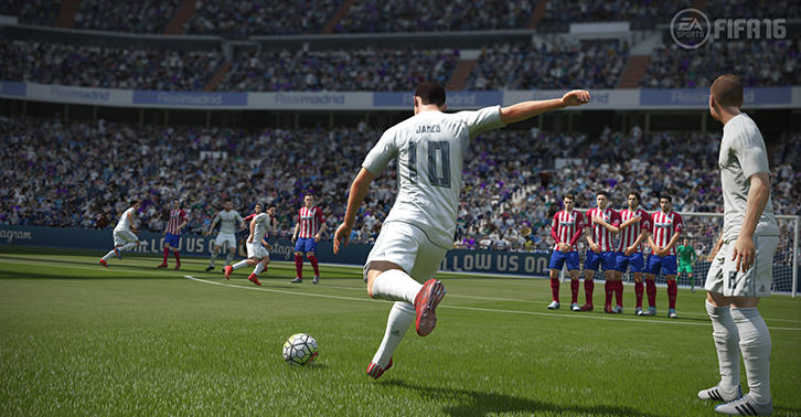 These Are Some Of The Best Goals Already Scored In FIFA 16 fifafacebook