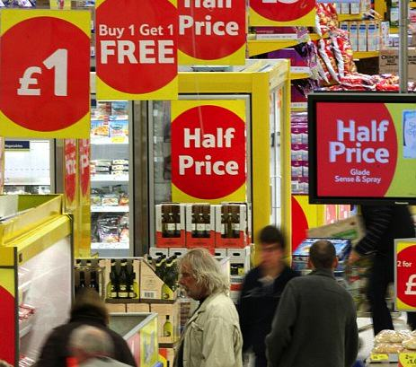 Mathematician Reveals How Supermarkets Are Conning The F*ck Out Of Us geoff Robinson Photography