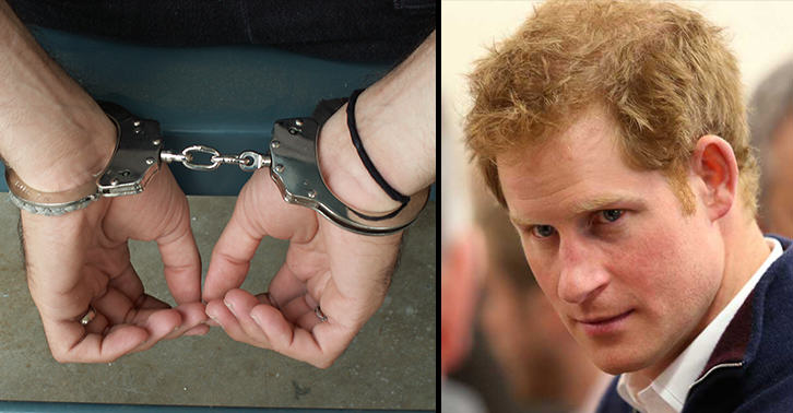 Ginger Extremist Found Guilty Of Terror Plot To Make Prince Harry King ginger terrorist FB