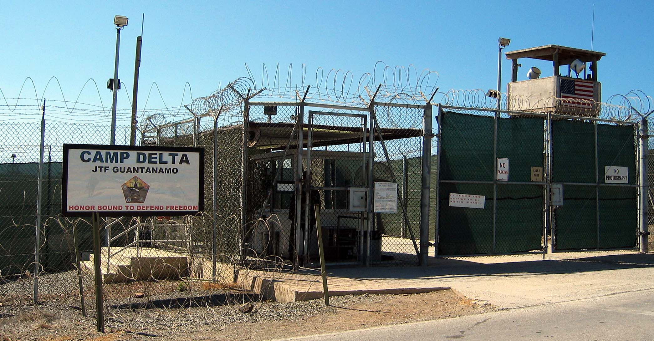 Britains Last Detainee At Guantanamo Bay Is Set To Be Released gm