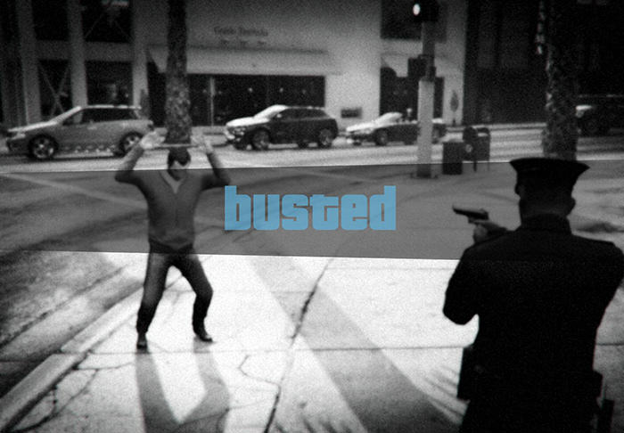 Moron Learnt To Drive On Playstation, Went For Spin, Got Chased By Police gtathumb