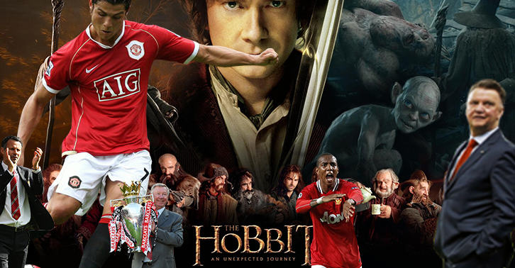 If Football Clubs Were Films, Heres What They Would Be... hobbit yes