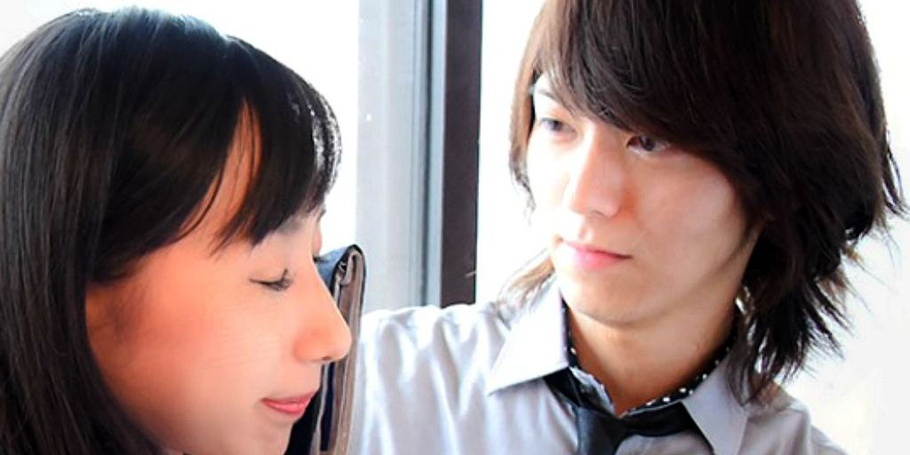 Women In Japan Can Now Pay Handsome Men To Wipe Away Their Tears ikemoso 2