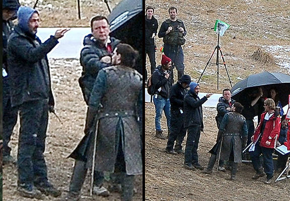 Pictures From Game Of Thrones Filming May Show How Jon Snow Is Still Alive js33