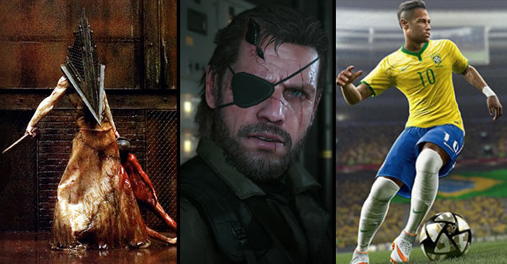 Konami Speaks Out Against Claims It Will Stop Making Console Games konamifacebook