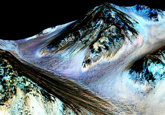 Heres What We Learned From NASAs Major Mars Announcement mars announcement WEB