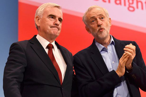 Shadow Chancellor John McDonnell Names And Shames Tax Avoiders In Epic Labour Conference Speech mcdonnell labour 2