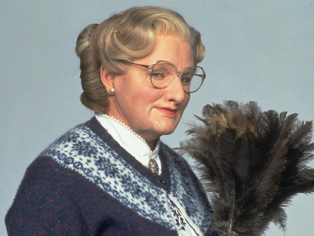 Young Actor Expelled For Filming Mrs Doubtfire, Robin Williams Wrote This Brilliant Letter To School mdf