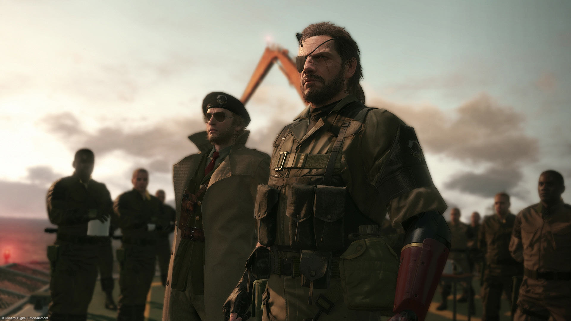 9 Things You Should Do In Metal Gear Solid 5: The Phantom Pain metal gear5
