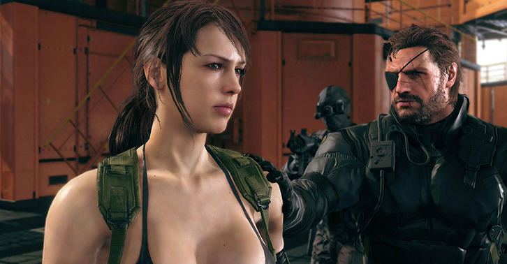 9 Things You Should Do In Metal Gear Solid 5: The Phantom Pain mgsfacebook