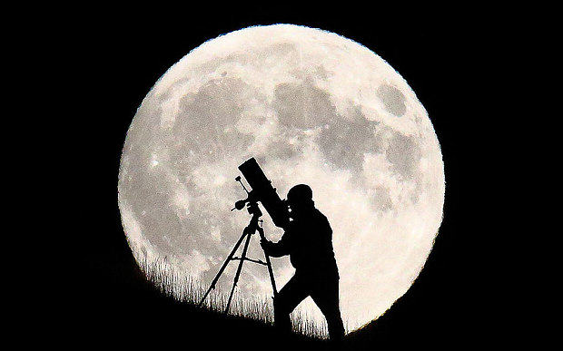 The Awesomeness Of The Super Blood Moon moon5