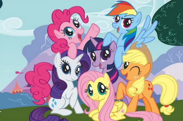 My Little Pony Obsessed Military Man Claims Its Harder Than Being Gay my little pony games 640x426