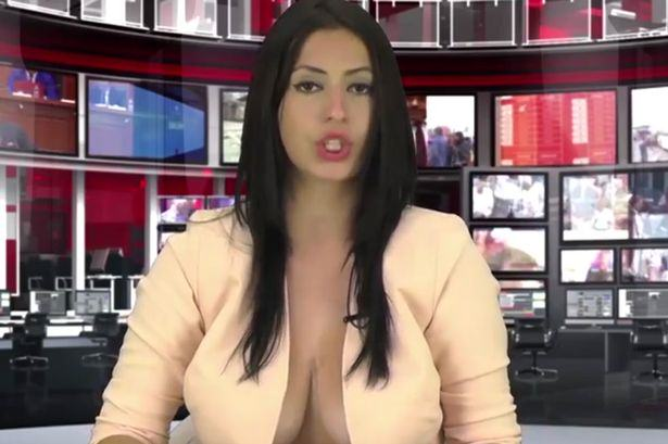 Womans Story Goes Viral After She Cunningly Lands Dream Job news boobs 1