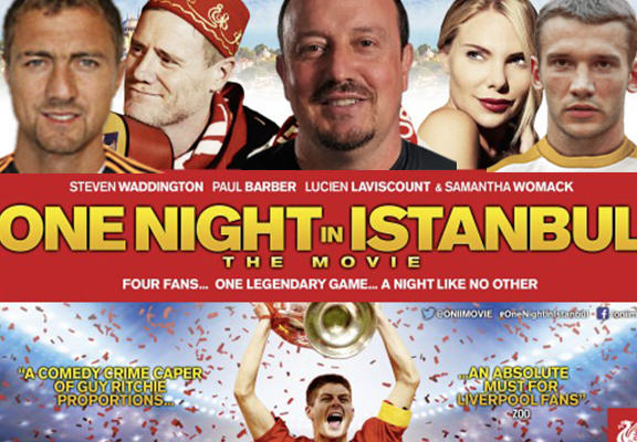 If Football Clubs Were Films, Heres What They Would Be... one night yes