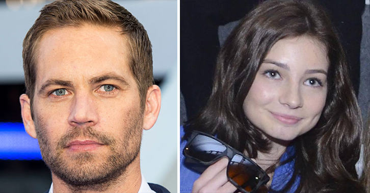 Paul Walkers Daughter Suing Porsche Over Her Fathers Death paul walker daughter FB