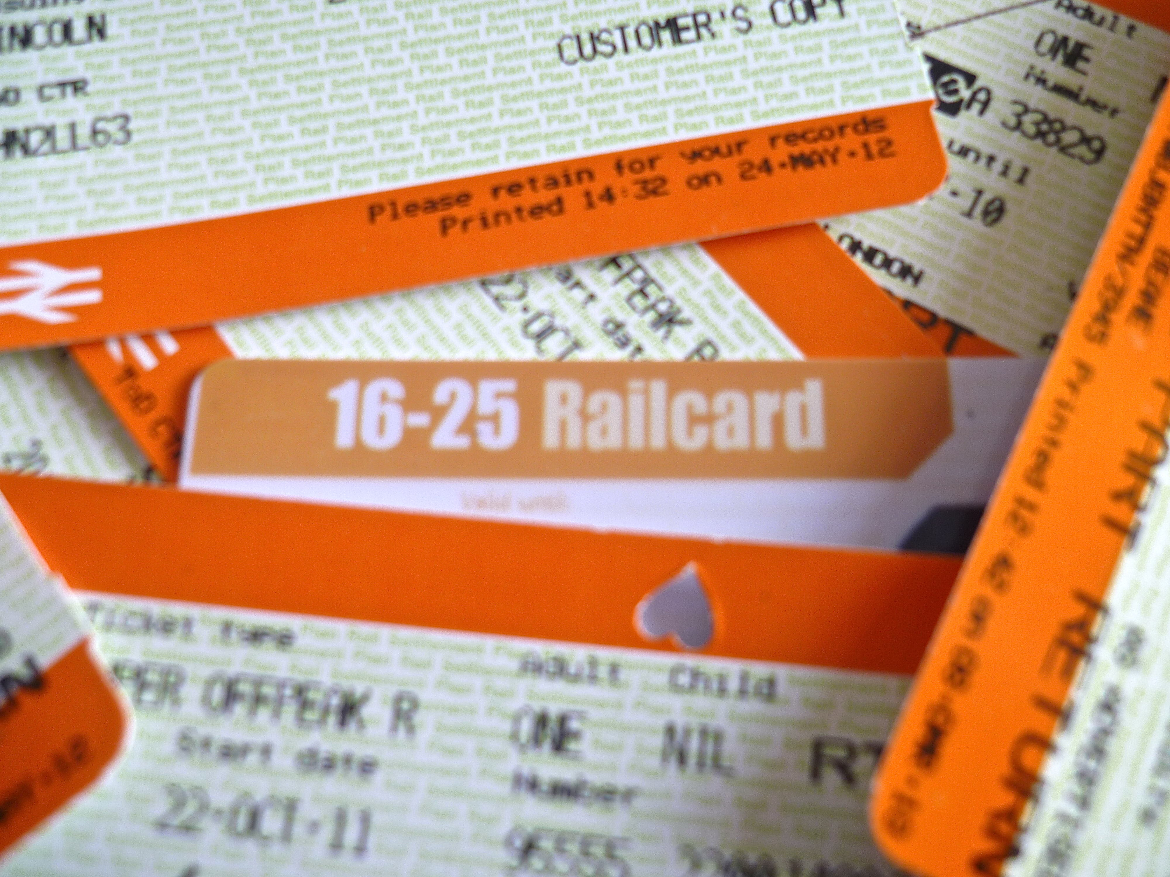 New Mobile App Could Be A Lifesaver For When You Forget Your Railcard railcard app 1