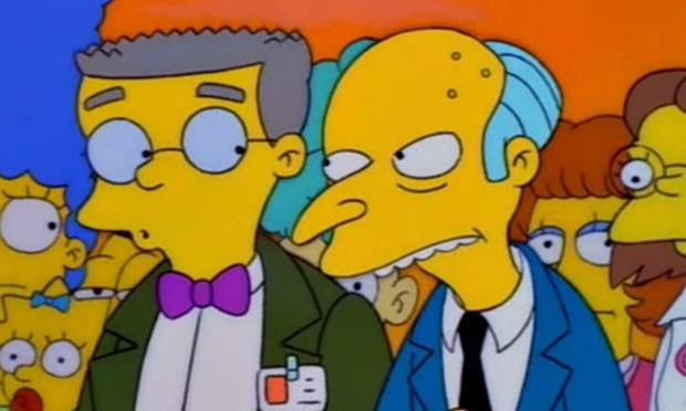 The Simpsons Smithers Finally Set To Come Out As Gay This Season %name