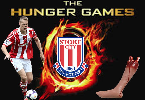If Football Clubs Were Films, Heres What They Would Be... stoke city yes