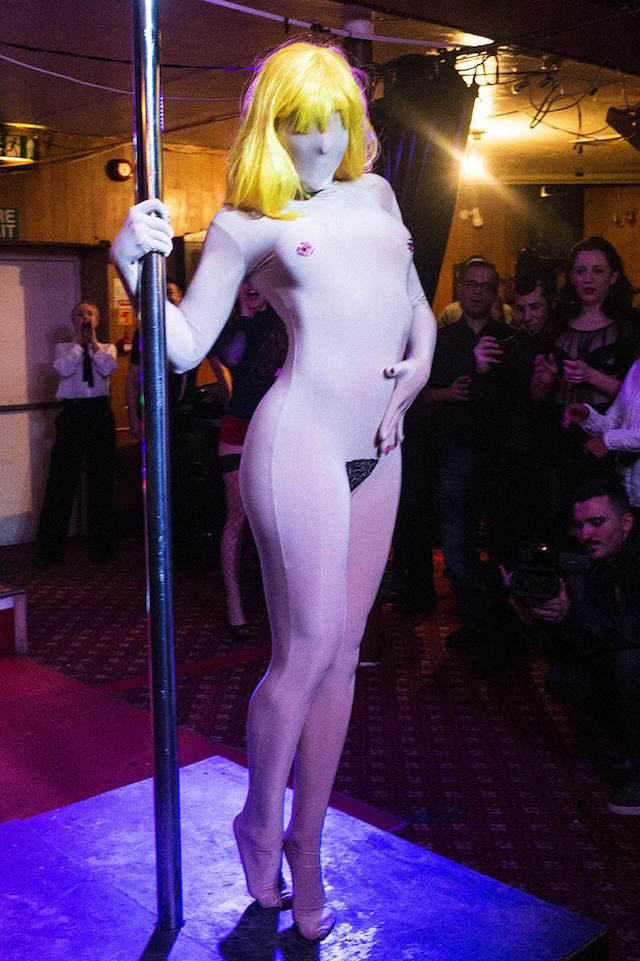 These Strippers Are Fighting Back Against Social Stigma And Poor Working Conditions stripper festival east london 845 body image 1442852960