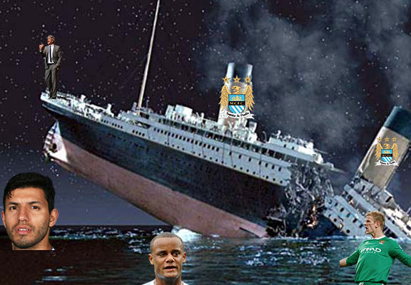 If Football Clubs Were Films, Heres What They Would Be... titanic yes