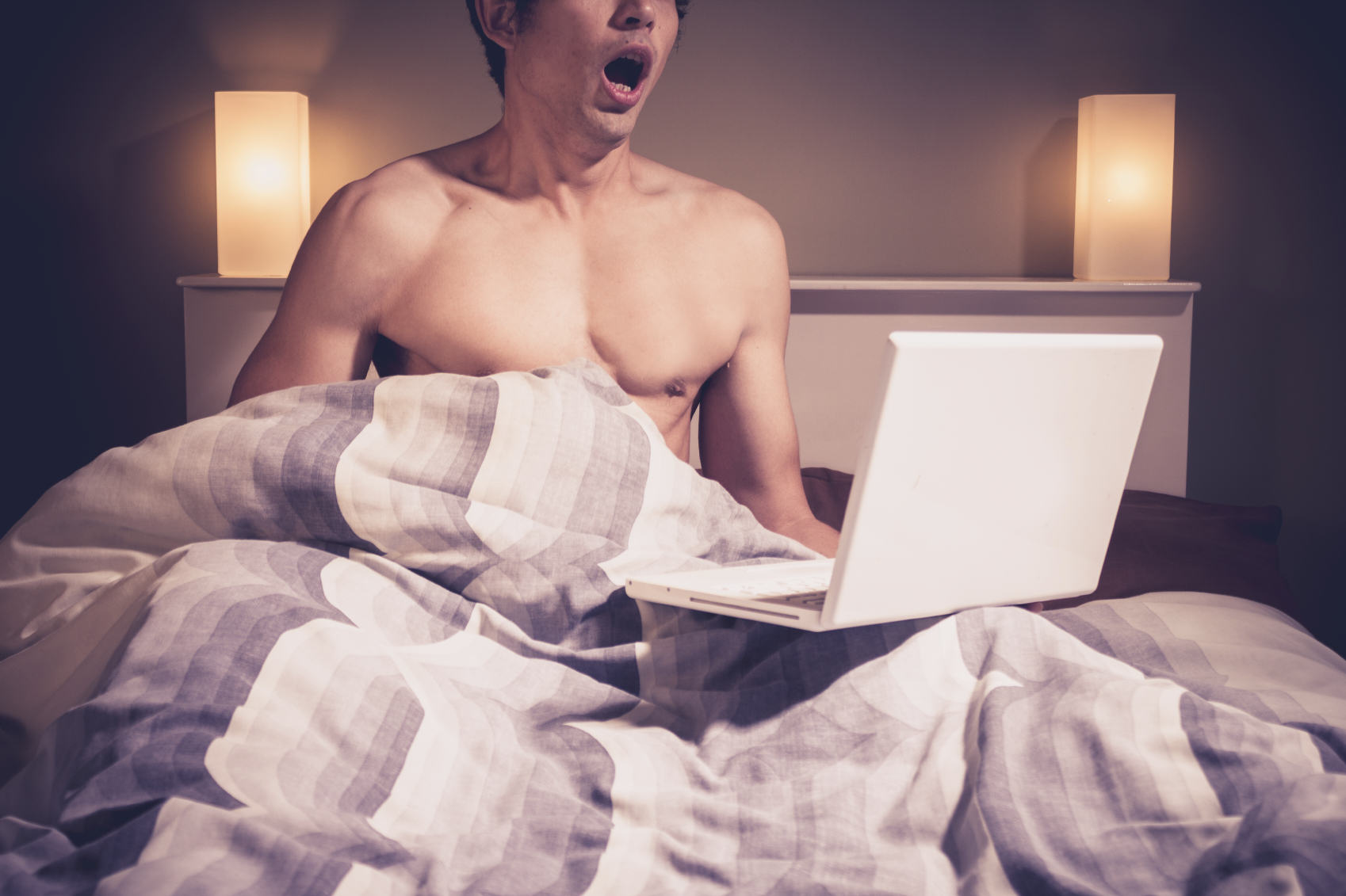 Watching Porn Might Be Causing You Stress, But Not Why Youd Think watching porn 1